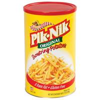 Pik Nik Original Shoestring Potatoes from Blain's Farm and Fleet