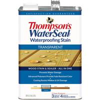Thompson's WaterSeal Transparent Waterproofing Wood Stain & Sealer from Blain's Farm and Fleet