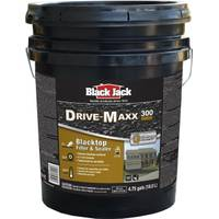 Black Jack New Black 300 Driveway Asphalt Refreshing Filler & Sealer from Blain's Farm and Fleet
