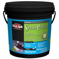 Black Jack Speed-Patch Blacktop Crack & Hole Repair from Blain's Farm and Fleet