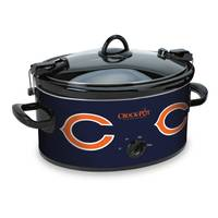Crock Pot Chicago Bears Cook & Carry Slow Cooker from Blain's Farm and Fleet