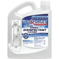 Wet & Forget Indoor Mold + Mildew Disinfectant Cleaner from Blain's Farm and Fleet