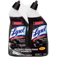 Lysol Toilet Bowl Cleaner with Lime & Rust Remover Mega Value Pack from Blain's Farm and Fleet
