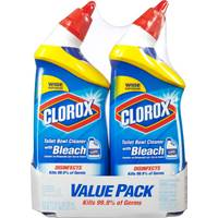 Clorox Toilet Bowl Cleaner with Bleach Value Pack from Blain's Farm and Fleet