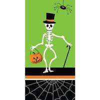 Creative Converting Dancing Skeleton Swankie Hankies from Blain's Farm and Fleet