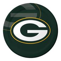 Creative Converting Green Bay Packers Dinner Plates from Blain's Farm and Fleet