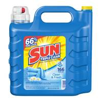 Sun Clean and Fresh Liquid Laundry Detergent from Blain's Farm and Fleet