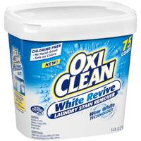 OxiClean White Revive Powder from Blain's Farm and Fleet