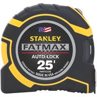Stanley Auto Lock Tape Measure from Blain's Farm and Fleet