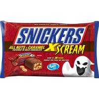 Snickers XScream Halloween Candy Bar Fun Size Pack from Blain's Farm and Fleet