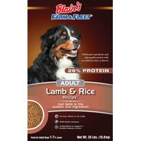 Blain's Farm & Fleet 35 lb Lamb and Rice Recipe Dog Food from Blain's Farm and Fleet