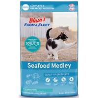 Blain's Farm & Fleet Seafood Flavor Medley Cat Food from Blain's Farm and Fleet