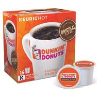 Dunkin' Donuts Original Blend Coffee K - Cups from Blain's Farm and Fleet