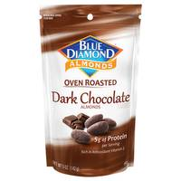 Blue Diamond Dark Chocolate Oven Roasted Almonds from Blain's Farm and Fleet