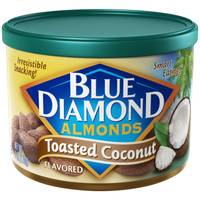 Blue Diamond Toasted Coconut Almonds from Blain's Farm and Fleet