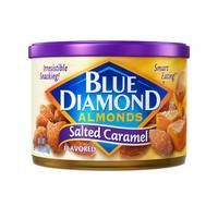 Blue Diamond Salted Caramel Almonds from Blain's Farm and Fleet