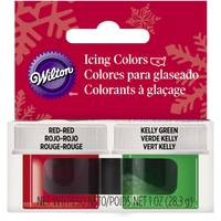 Wilton Christmas Icing Color Kit from Blain's Farm and Fleet