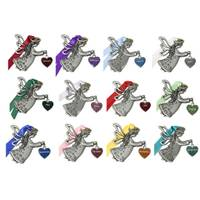 Gloria Duchin Inc. Birthstone Angel Ornament Assortment from Blain's Farm and Fleet