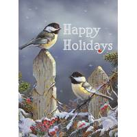 LPG Greetings Sunny Chickadees Value Cards from Blain's Farm and Fleet
