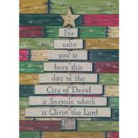 LPG Greetings Christ the Lord 3D Holiday Cards from Blain's Farm and Fleet