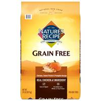 Nature's Recipe Grain Free Chicken Dry Dog Food from Blain's Farm and Fleet