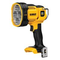 DEWALT 20V MAX Jobsite Cordless LED Spotlight from Blain's Farm and Fleet