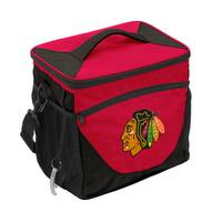 Logo Chairs Chicago Blackhawks 3-in-1 Cooler from Blain's Farm and Fleet
