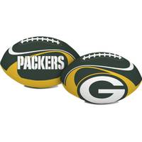Jarden Sports Licensing Green Bay Packers Soft Football from Blain's Farm and Fleet