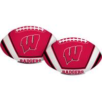 Jarden Sports Licensing University of Wisconsin Badgers Softee Football from Blain's Farm and Fleet