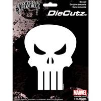 Chroma Punisher Skull Die Cutz Decal from Blain's Farm and Fleet