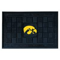 FANMATS Iowa Hawkeyes Outdoor Mat from Blain's Farm and Fleet