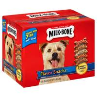 Milk-Bone Flavor Snacks Dog Biscuits from Blain's Farm and Fleet