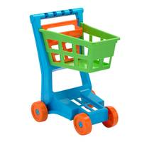 American Plastic Toys Deluxe Shopping Cart Playset from Blain's Farm and Fleet