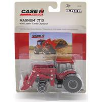 ERTL Magnum Toy Tractor with Front End Loader from Blain's Farm and Fleet