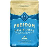 Blue Buffalo Life Protection 11 lb Freedom Grain Free Chicken Recipe Adult Dry Dog Food from Blain's Farm and Fleet