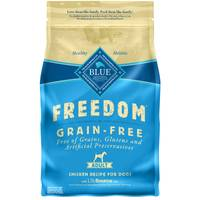 Blue Buffalo Life Protection 4 lb Freedom Grain Free Adult Dry Dog Food from Blain's Farm and Fleet