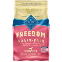 Blue Buffalo Life Protection 4 lb Freedom Grain Free Dry Small Breed Dog Food from Blain's Farm and Fleet