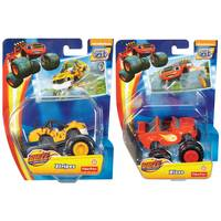 Fisher-Price Nickelodeon Blaze and The Monster Machines Vehicle Assortment from Blain's Farm and Fleet