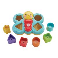 Fisher-Price Butterfly Shape Sorter from Blain's Farm and Fleet