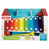 Fisher-Price Brilliant Basics Classic Xylophone from Blain's Farm and Fleet