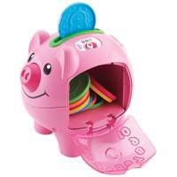 Fisher-Price Laugh & Learn Smart Stages Piggy Bank from Blain's Farm and Fleet