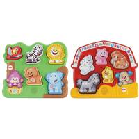 Fisher-Price Laugh and Learn Learning Puzzle Assortment from Blain's Farm and Fleet