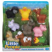 Fisher-Price Little People Farm Animal Friends Toys Assortment from Blain's Farm and Fleet