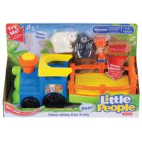Fisher-Price Little People Choo-Choo Zoo Train Toy from Blain's Farm and Fleet