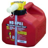 No-Spill Gasoline Can from Blain's Farm and Fleet