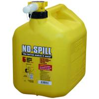 No-Spill Diesel Can from Blain's Farm and Fleet