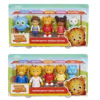 PBS Kids Daniel Tiger's Neighborhood Friends Figures Assortment from Blain's Farm and Fleet