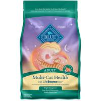 Blue Buffalo Life Protection Multi Cat Adult Dry Cat Food from Blain's Farm and Fleet