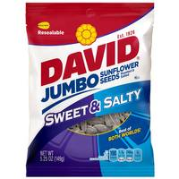 David Sweet & Salty Jumbo Sunflower Seeds from Blain's Farm and Fleet