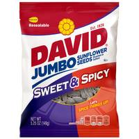 David Sweet & Spicy Jumbo Sunflower Seeds from Blain's Farm and Fleet